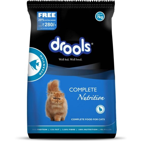Drools Ocean Fish Cat Food