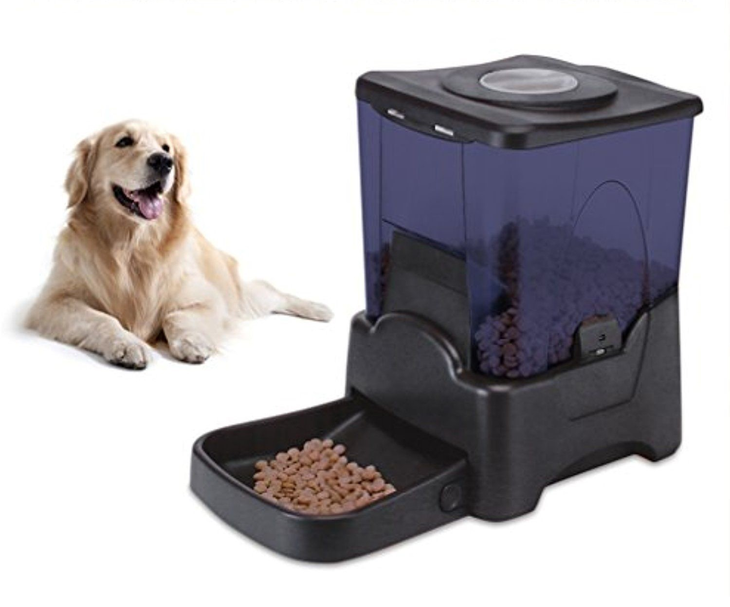 Homgrace Automatic Pet Feeder