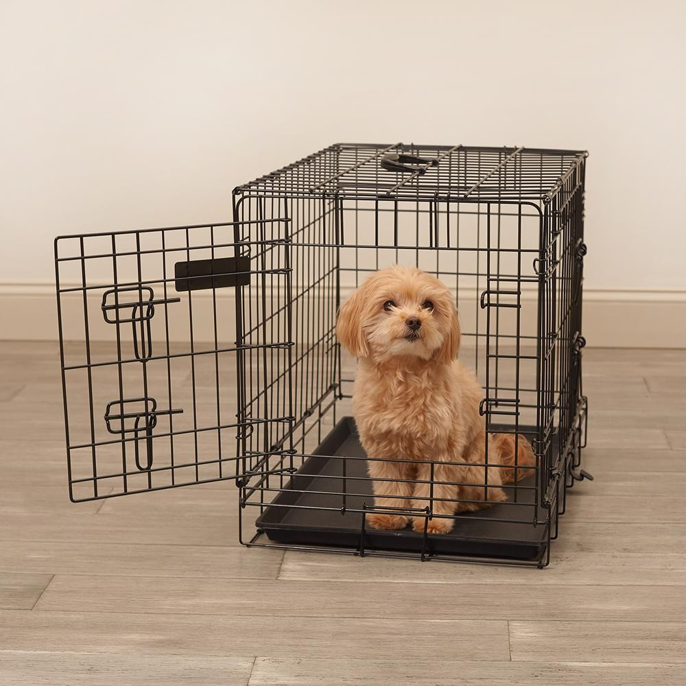 Large Foldable dog Cage