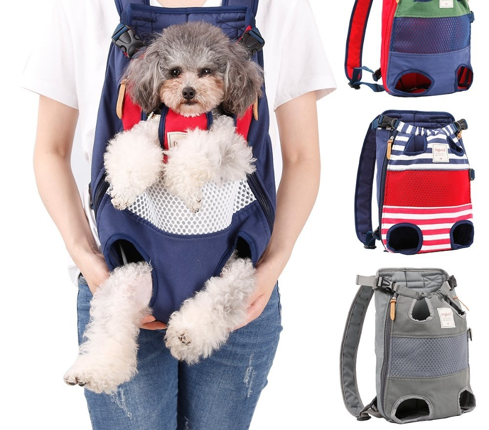 Legs Out Front Pet Carrier