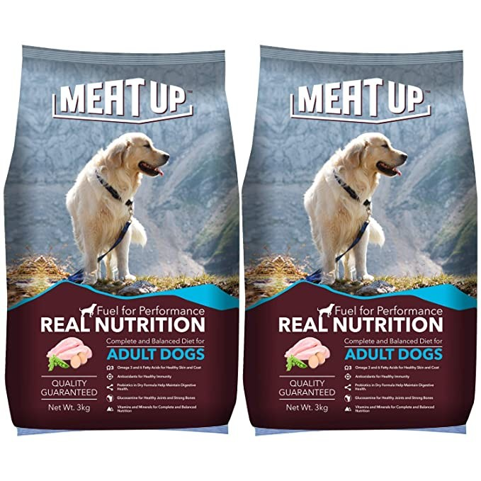 Meat Up Adult Dog Food