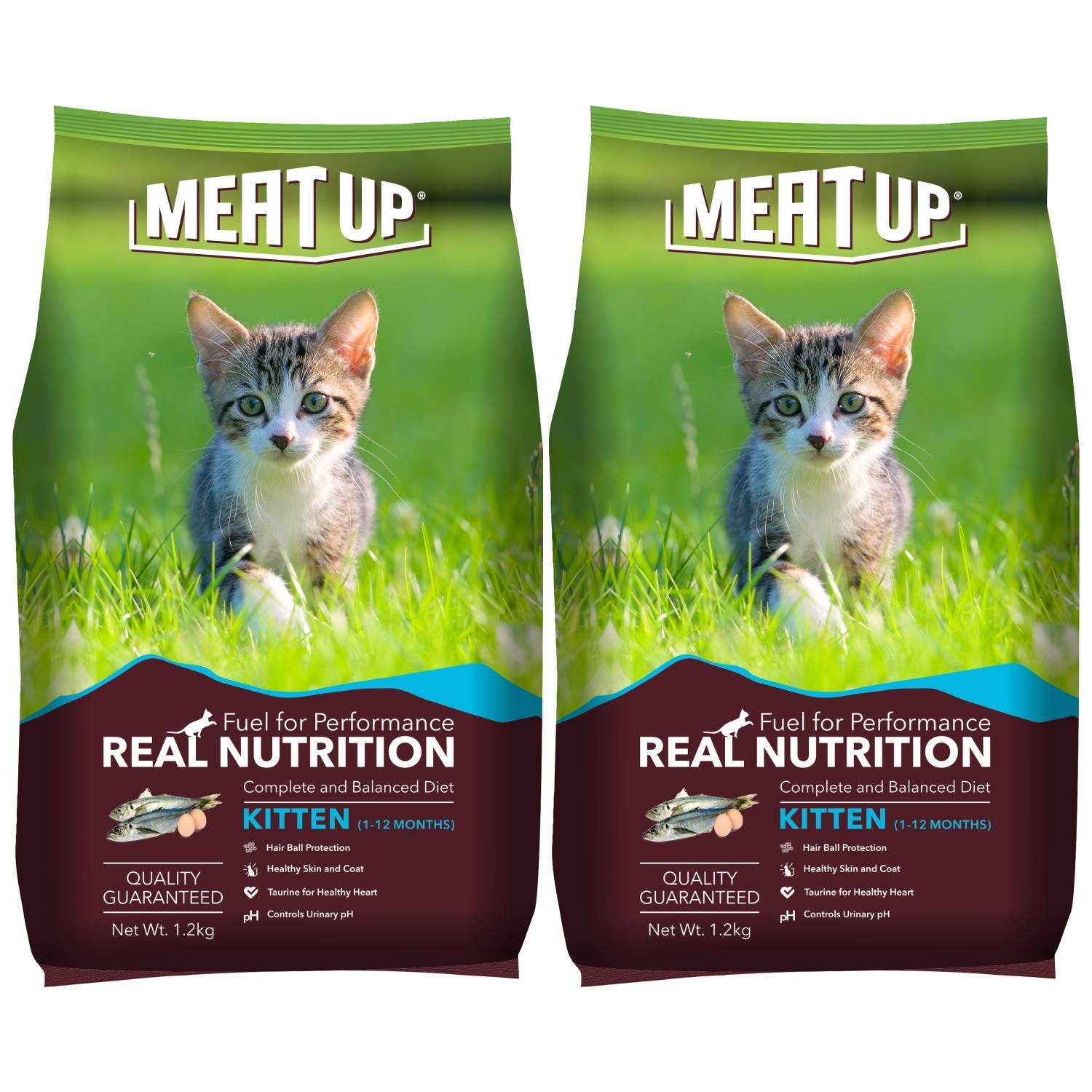 Meat Up Kitten Food
