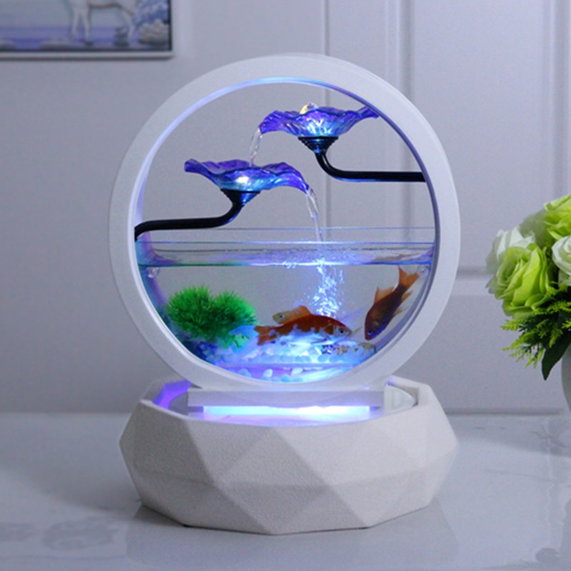Mini Aquarium Home