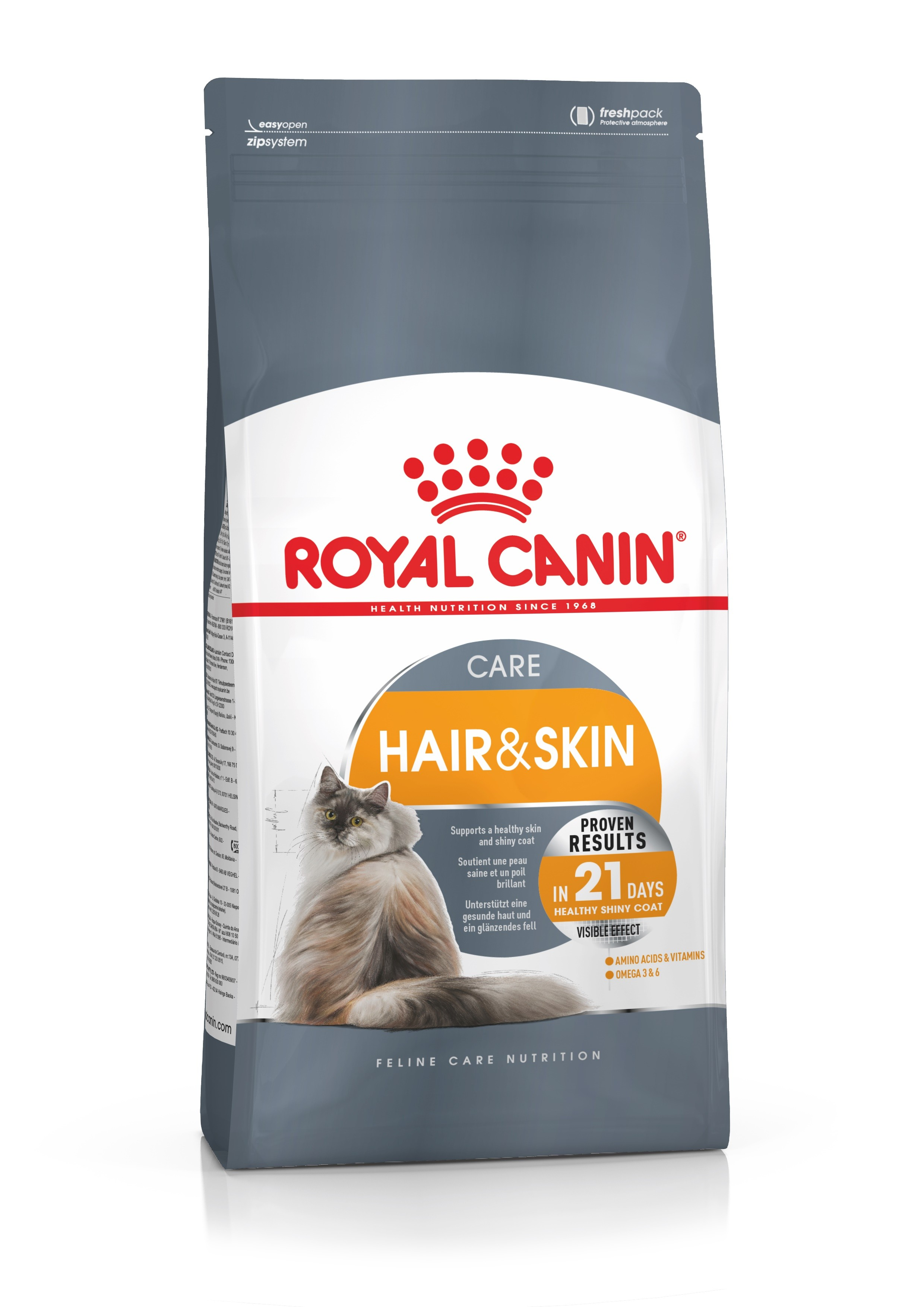 Royal Canin Hair and Skin Care