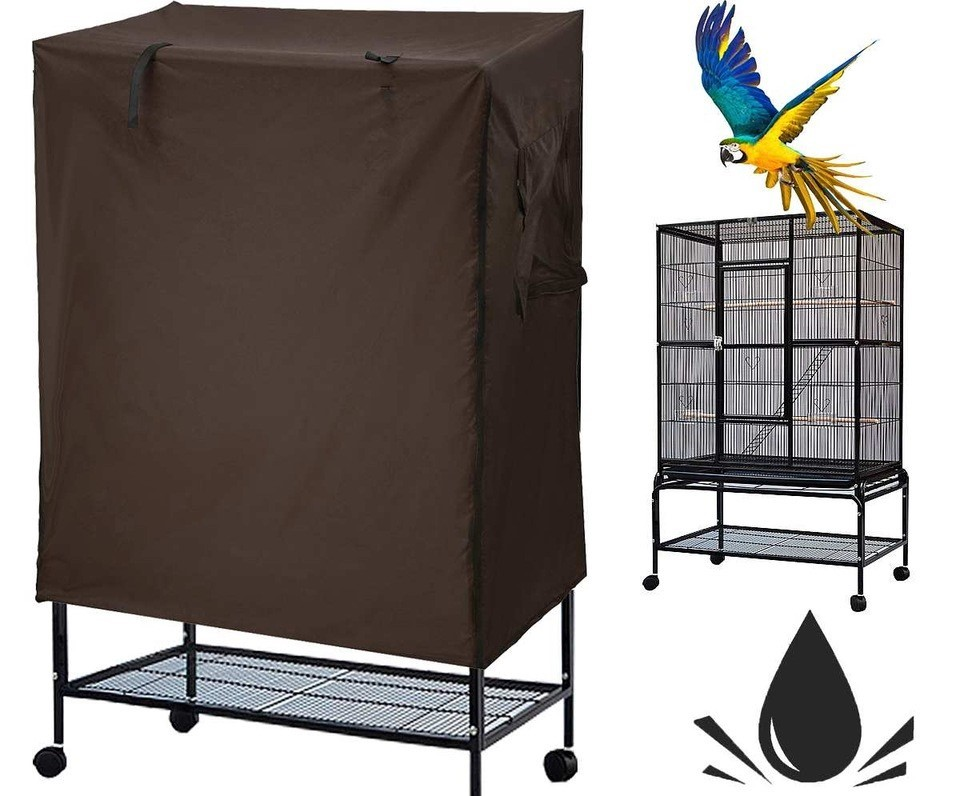 sunshade Bird Cage Cover