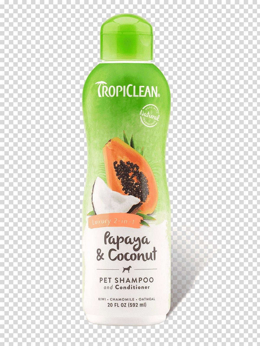 tropiclean shampoo and conditioner